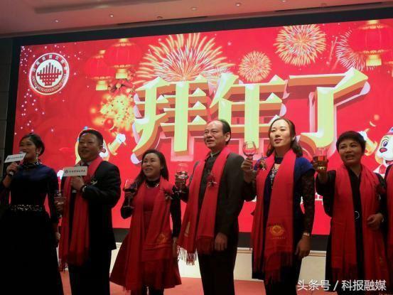 """""""惟楚有才,看楚商"""" 河南省湖北商会新春年会再次叫响楚商品牌"""