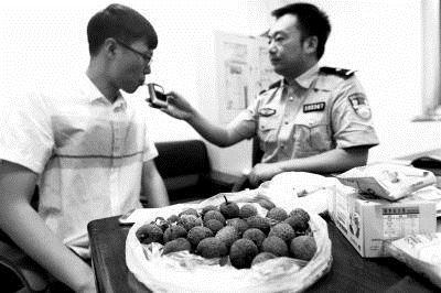 不喝酒还会酒驾 郑州交警的权威实测来了