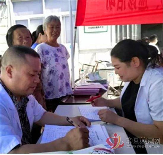 余干鹭鸶港乡:免费健康体检助力健康扶贫