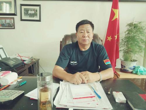 公益在线爱心企业家推荐:安新县京华羽绒制品有限公司董事长周建