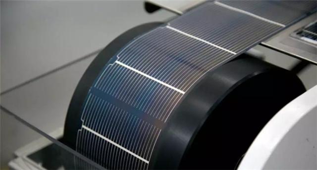 汉能:砷化镓薄膜单结电池转化效率达29.1%