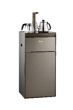精致品质 细节至上 美的1625茶吧机带来饮用水全新
