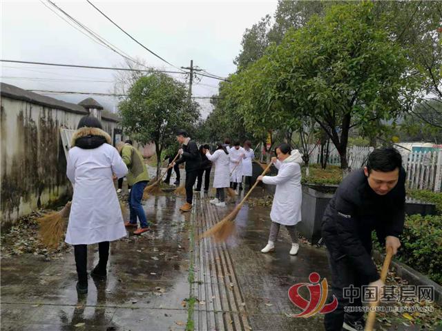 德兴市人民医院:风雨无阻践行雷锋