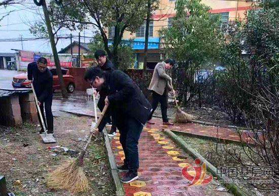 贵溪市滨江镇环境整治-&#4