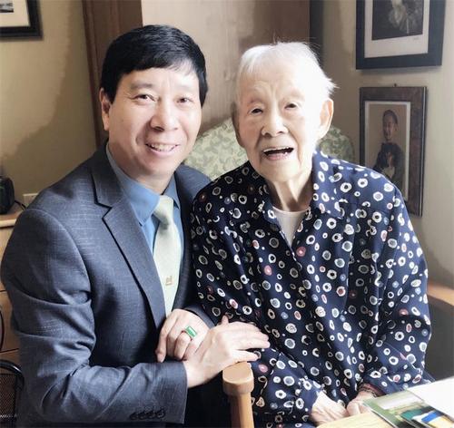 社会活动家刘瀚锴先生应邀赴加拿大进行文化艺术交流-中国传真