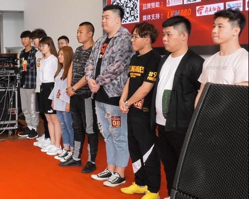 中國好聲音吉林市廣汽傳祺4s店專場賽