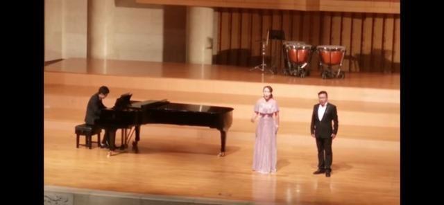 《家国情怀》唱响北京中山音乐堂