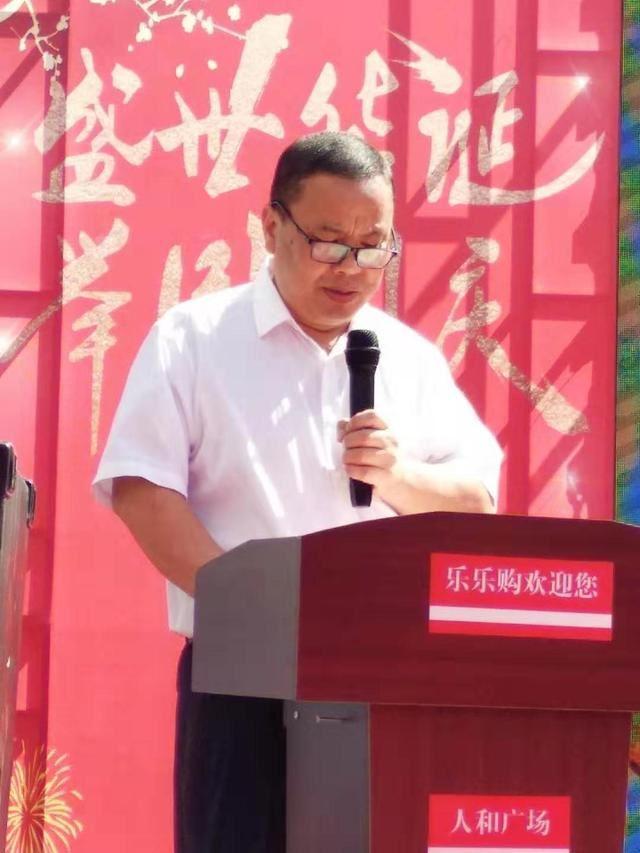 鄂州市龙德人和广场庆祝国庆70周年节目精彩纷呈-中国传真
