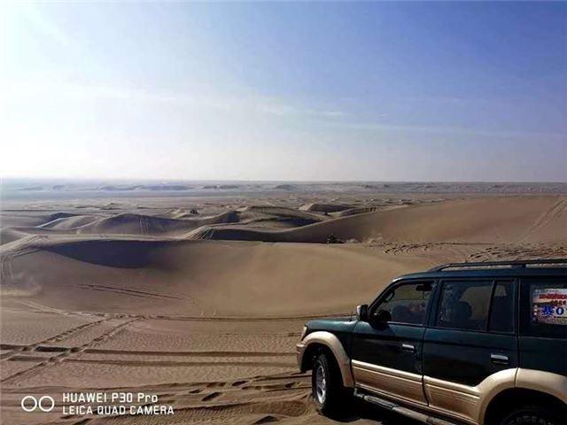 2020越野e族新疆大队喀什地区分队首届年会在洛克沙漠激情开赛