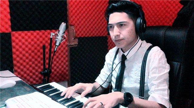 新疆莎车县文艺工作者热情讴歌疫情防控一线人员