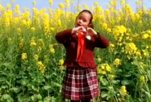"""湖北荆门高新区・掇刀区望兵石学校:承""""蒙""""有爱,""""荆""""生感激"""
