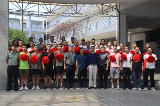 湘南学院举办2021年退伍大学生座谈会暨